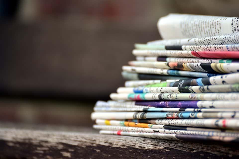 Gratis tidningar